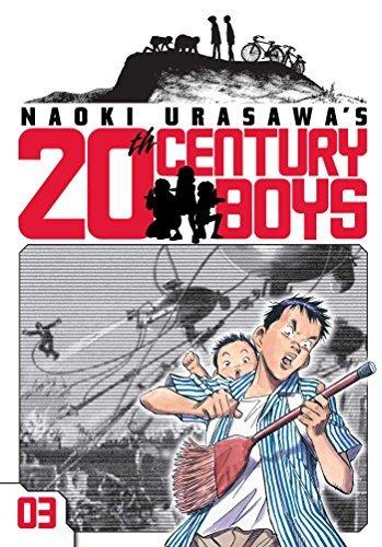 9781421519227: NAOKI URASAWA 20TH CENTURY BOYS GN VOL 03 (C: 1-0-1)