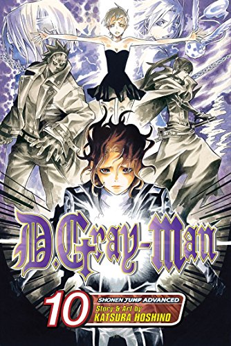 9781421519371: D.Gray-Man, Vol. 10
