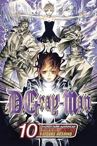 9781421519371: D.Gray-Man, Vol. 10