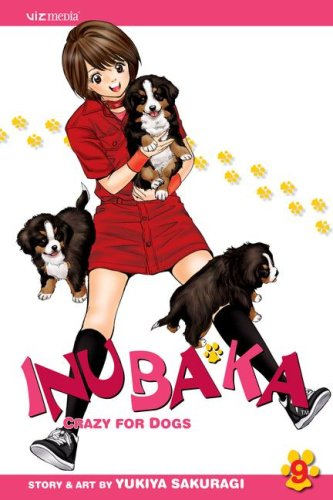 9781421519388: Inubaka: Crazy for Dogs, Volume 9