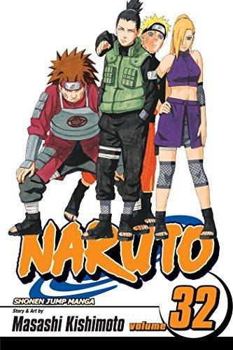 Naruto, Vol. 32: The Search for Sasuke: Kishimoto, Masashi
