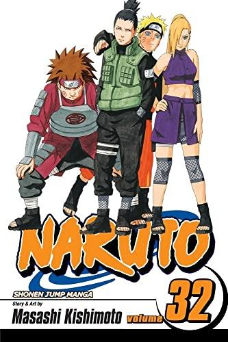 Naruto, Vol. 32: The Search for Sasuke: Masashi Kishimoto