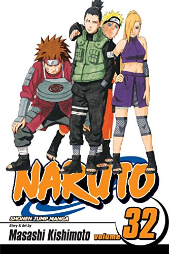 9781421519449: Naruto, Vol. 32: The Search for Sasuke