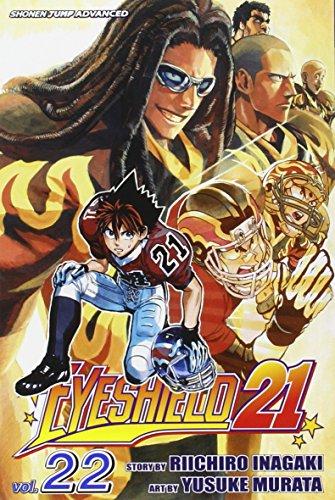 Eyeshield 21, Vol. 22: Inagaki, Riichiro