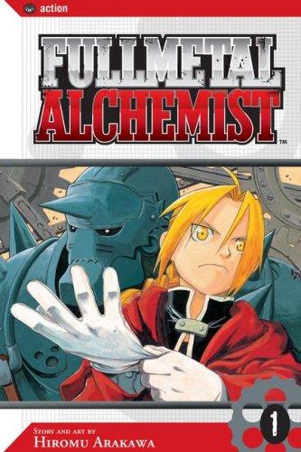 9781421519777: Fullmetal Alchemist, Vol. 1 (Library Edition)