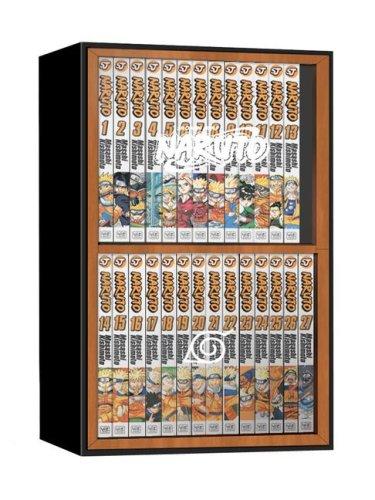 Naruto, Vols. 1-27: Masashi Kishimoto