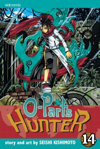 O-Parts Hunter, Vol. 14: Seishi Kishimoto