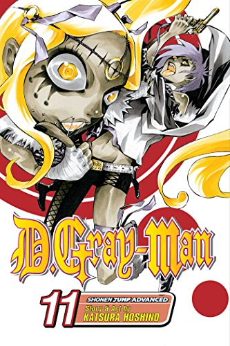 9781421519982: D. Gray-Man, Vol. 11