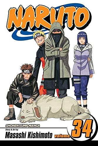 9781421520025: Naruto, Vol. 34: The Reunion