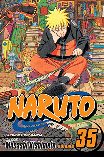 9781421520032: NARUTO GN VOL 35 (C: 1-0-0) (PP #844): The New Two