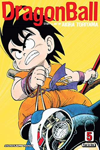 9781421520636: DRAGON BALL VIZBIG ED TP VOL 05 (C: 1-0-0) (Dragon Ball Vizbig Editions)