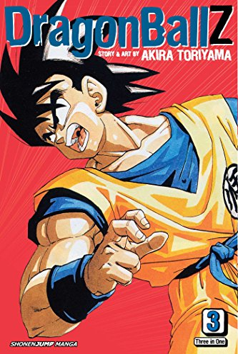 Dragon Ball Z, Volume 3 (VIZBIG Edition) Format: Paperback