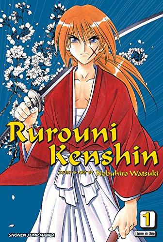 9781421520735: Rurouni Kenshin - Volume 1: 1-3