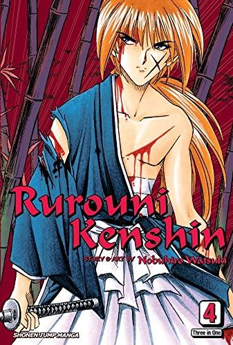 Rurouni Kenshin, Vol. 4, Vizbig  Edition: Watsuki, Nobuhiro