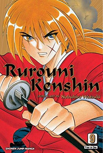 9781421520810: Rurouni Kenshin, Vol. 9: Toward a New Era, Vizbig Edition