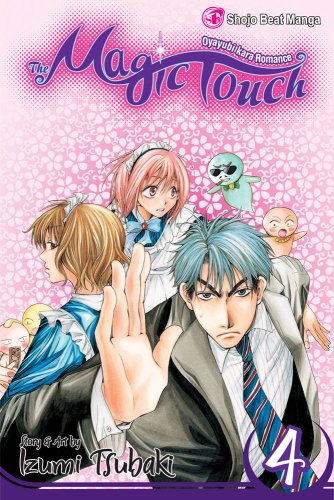 9781421521657: The Magic Touch, Vol. 4