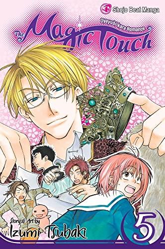 The Magic Touch, Vol. 5: Tsubaki, Izumi