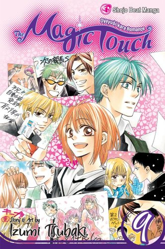 9781421521701: The Magic Touch, Vol. 9