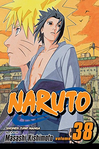 Naruto, Vol. 38: Practice Makes Perfect