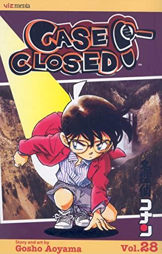 CASE CLOSED GN VOL 28 (C: 1-0-0): Gosho Aoyama