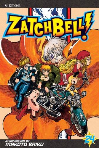 9781421522395: Zatch Bell! Vol. 24