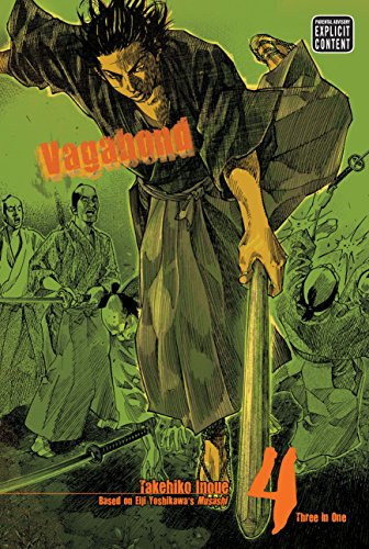 9781421522463: Vagabond, Vol. 4 (VIZBIG Edition)