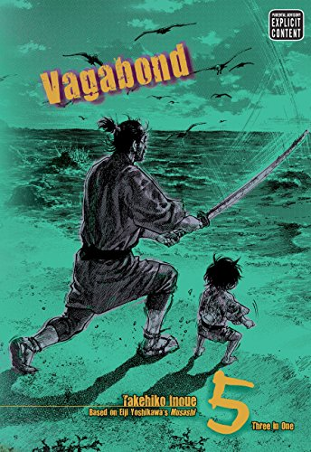 9781421522470: Vagabond 5: Glimmering Waves VIZBIG Edition