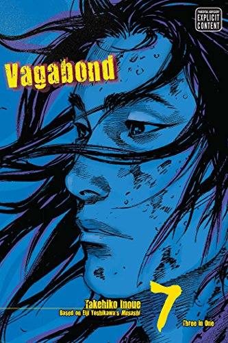 9781421522814: Vagabond 7: The Distant Ocean VIZBIG Edition