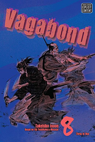 9781421522821: VAGABOND VIZBIG ED GN VOL 08 (MR) (C: 1-0-1)