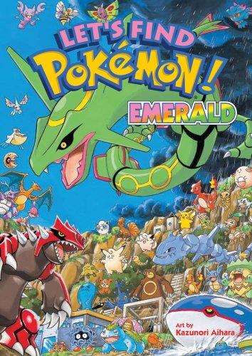 Let's Find Pokémon! Emerald (1421522926) by Aihara, Kazunori