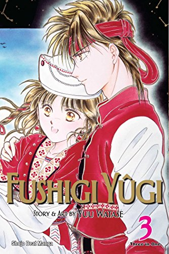 9781421523019: Fushigi Yugi, Vol. 3 (Vizbig Edition)