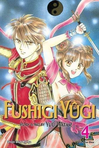 Fushigi Yugi, Volume 4 (Paperback): Yuu Watase