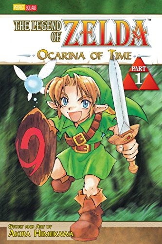 The Legend of Zelda Ocarina of Time, Vol. 1