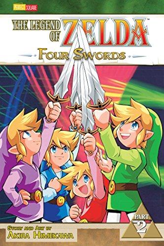 The Legend of Zelda, Vol. 7 Four Swords, Part 2