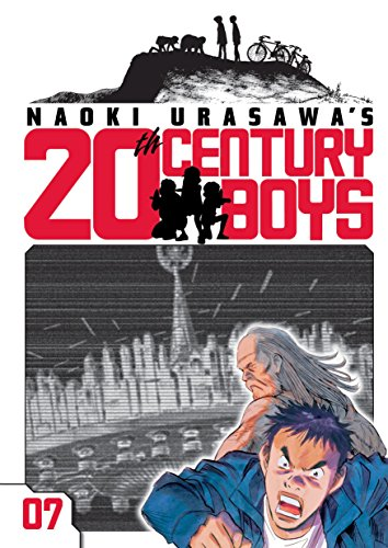 9781421523422: Naoki Urasawa's 20th Century Boys, Vol. 7