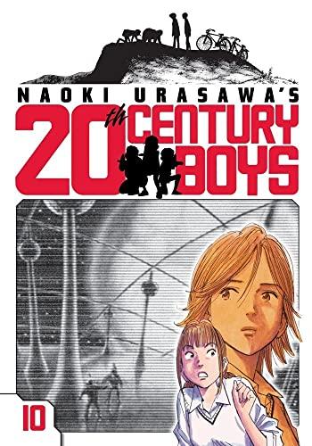 Naoki Urasawa's 20th Century Boys, Vol. 10 (1421523450) by Naoki Urasawa