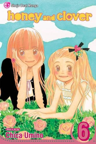 9781421523675: Honey and Clover, Vol. 6