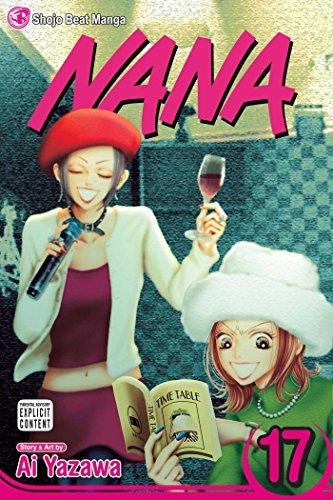 9781421523767: Nana, vol 17