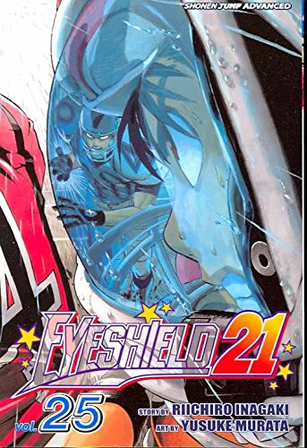 9781421523941: Eyeshield 21, Volume 25