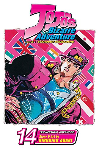 9781421524078: JoJo's Bizarre Adventure: Part 3--Stardust Crusaders, Vol. 14