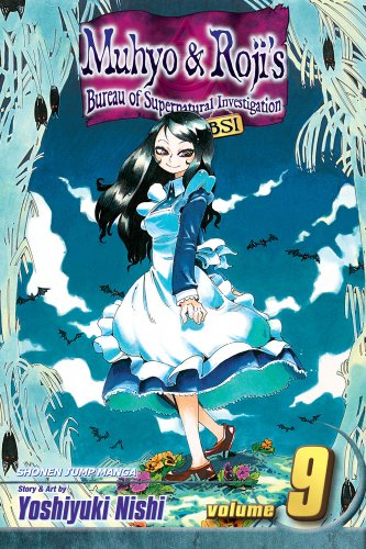 9781421524238: Muhyo & Roji's Bureau of Supernatural Investigation, Vol. 9