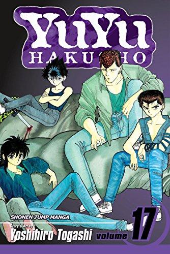 9781421524481: YuYu Hakusho, Vol. 17