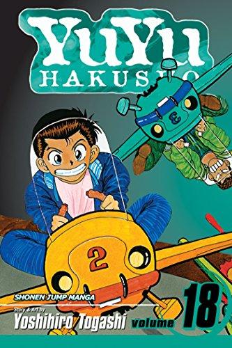 YuYu Hakusho, Vol. 18: Togashi, Yoshihiro
