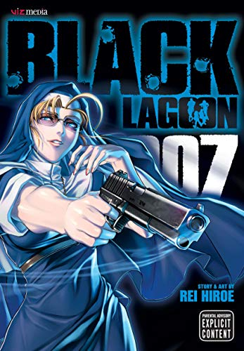 9781421524566: Black Lagoon, Vol. 7