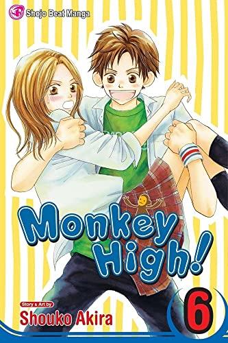 9781421524610: Monkey High!, Vol. 6: 06