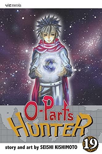 9781421525679: O-Parts Hunter, Vol. 19