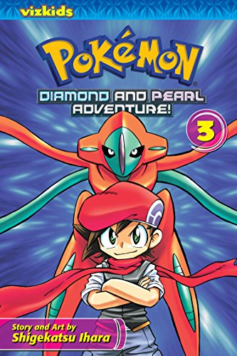 9781421525747: Pokémon: Diamond and Pearl Adventure!, Vol. 3 (Pokemon)