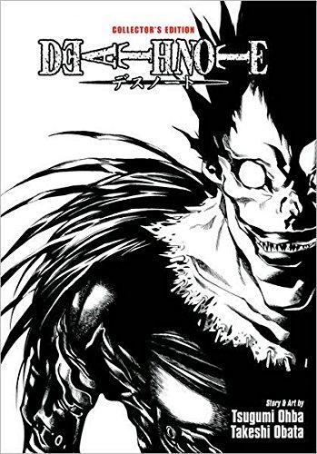 9781421525778: Death Note, Vol. 1 (Collector's Edition) (v. 1)