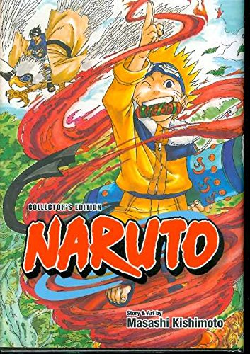 9781421525785: NARUTO COLLECTORS ED HC VOL 01 (C: 1-0-0): v. 1
