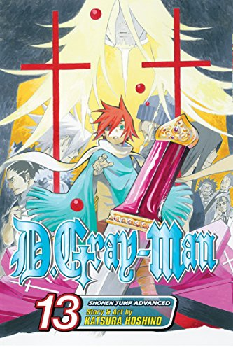 9781421525990: D. Gray-Man, Vol. 13